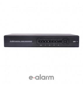 Δικτυακό σύστημα καταγραφής 8 καμερών Η.264, 960H Viewsen VS 6704H