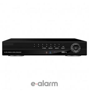 DVR/NVR/HVR όλα σε ένα  σύστημα καταγραφής 8 καναλιών D1 WODSEE WS ND08