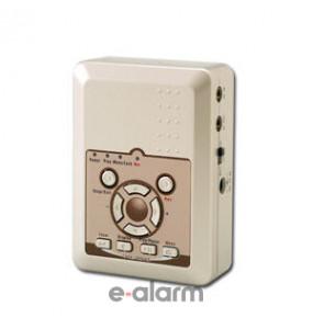 Mini φορητό σύστημα καταγραφής 1ος καναλιού MPEG-4 SANYO YK 9122K