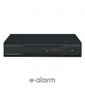 DVR/NVR/HVR όλα σε ένα σύστημα καταγραφής 4ων καναλιών Η.264, Full D1, Full 960H Z-BEN ZB D7204D