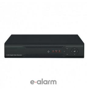 DVR/NVR/HVR όλα σε ένα σύστημα καταγραφής 16 καναλιών Η.264 Z-BEN ZB D7216D