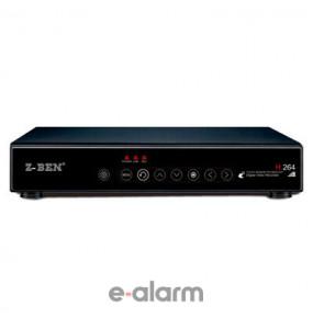 Αναλογικό HD σύστημα καταγραφής 4ων καναλιών, 1080P Z-BEN ZB DAT704 M